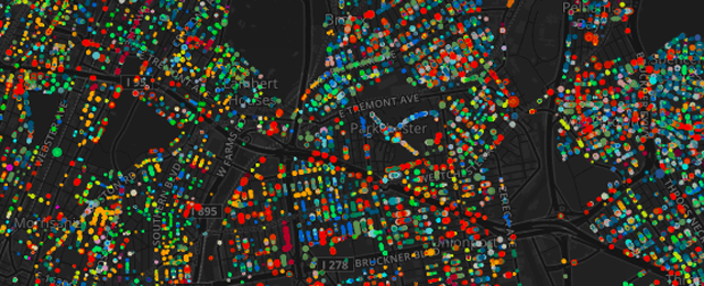 Every Tree in New York City, Mapped By Species