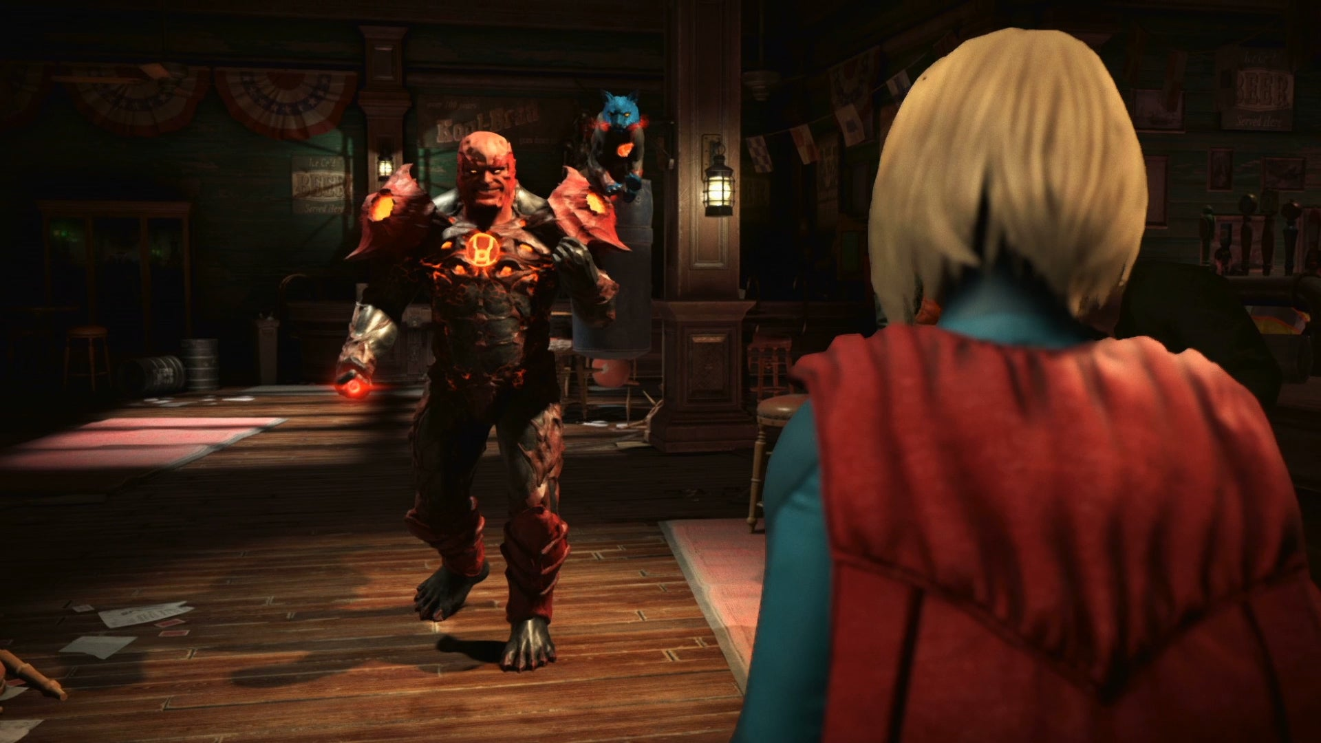 The First Injustice 2 Gameplay Trailer Does Not Disappoint