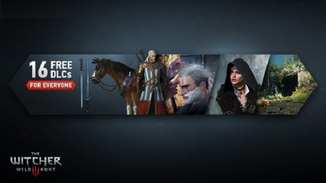 The Witcher 3 Will Have 16 Pieces Of DLC (But They're All Free)
