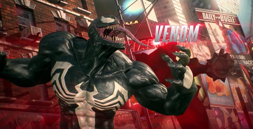 Fans Don't Like Venom's Voice In Marvel Vs  Capcom: Infinite
