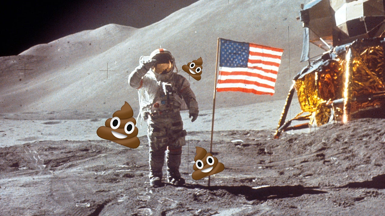 Desperate NASA Asks Public What To Do With Astronaut Poo