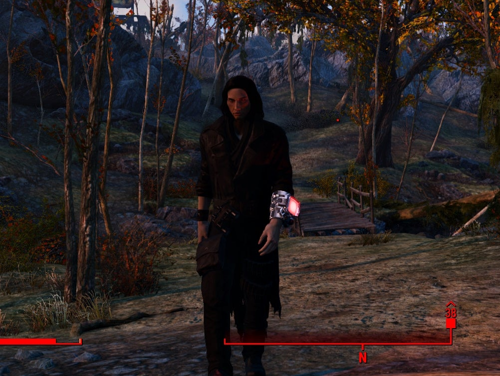 What Happened When I Brought Kylo Ren Into Fallout 4