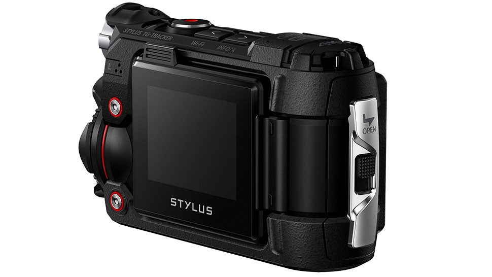Olympus's First Action Cam Has a Boatload of Crazy Sensors