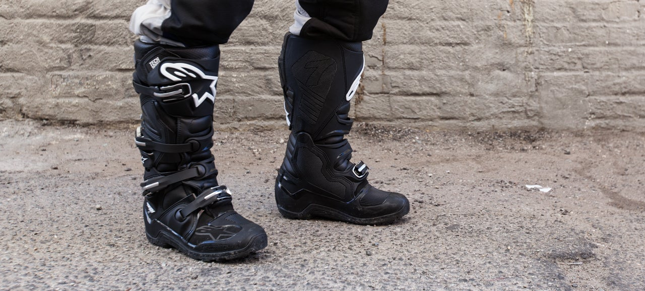 Adventure Tested: Alpinestars Tech 7 Enduro Boots
