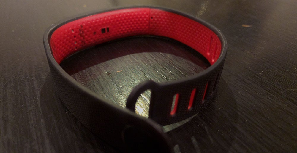 Hands On With HTC's UA Band: Simple, Plain, And a Damn Good Fitness Tracker