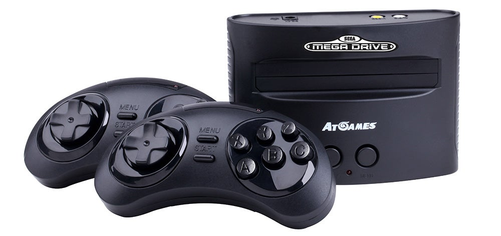 No, Sega Doesn't Have Its Own Mini-Genesis