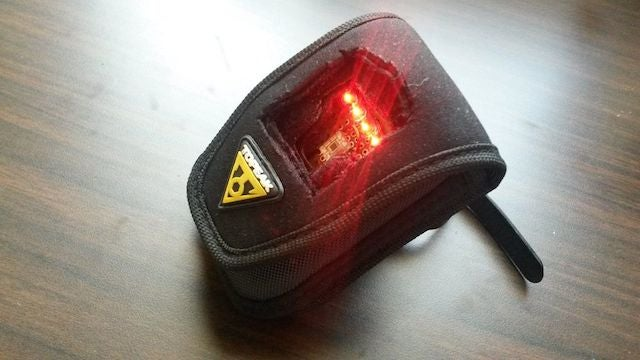 Make a Bike Light that Turns On Automatically in the Dark