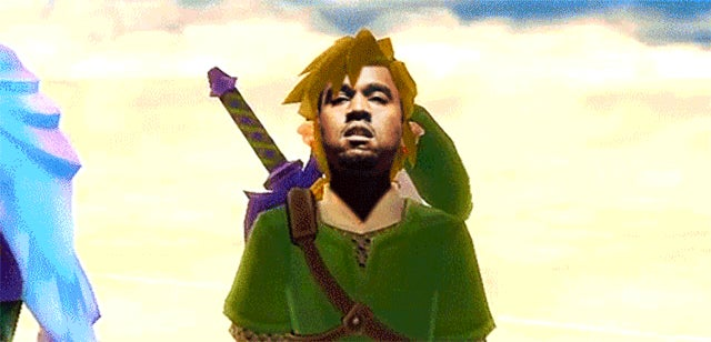 It's That Kanye x Zelda Crossover You Always Wanted