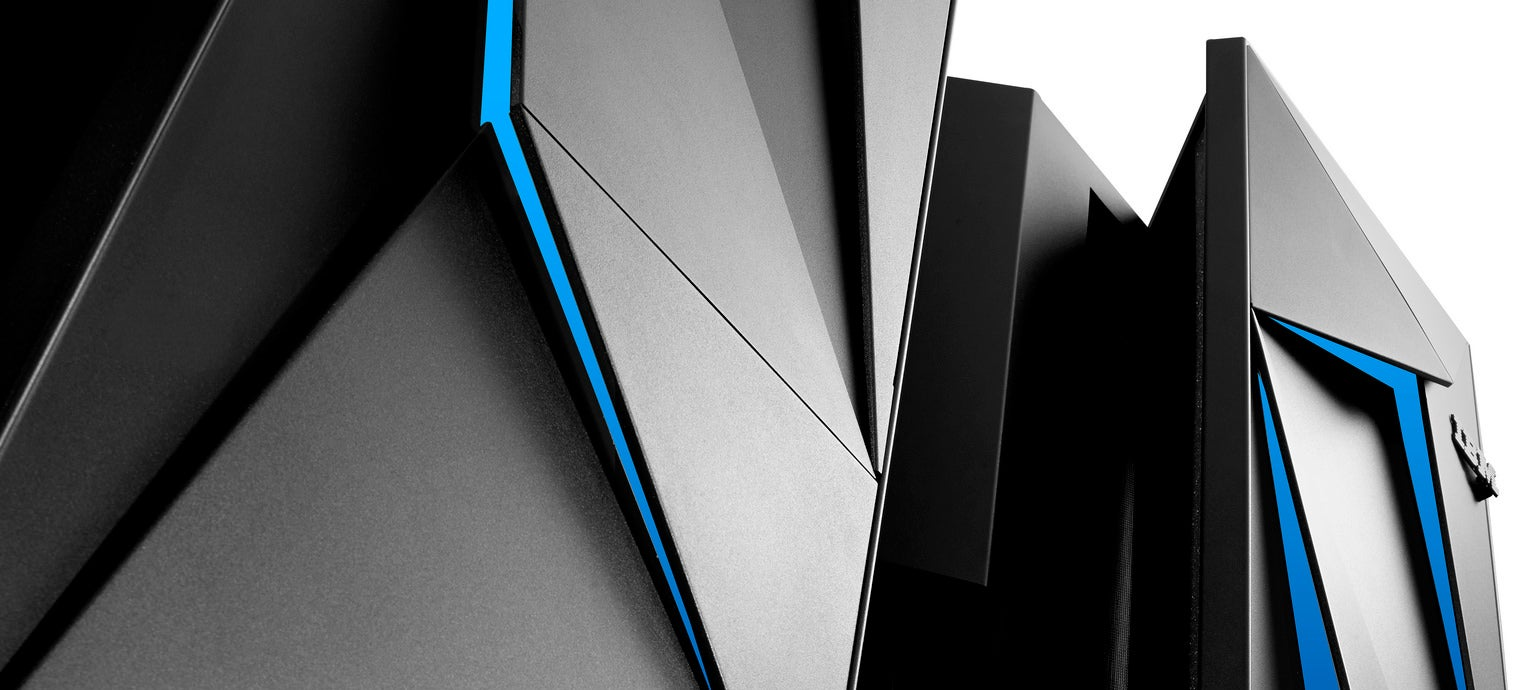 IBM's Hulking New Mainframe Will Help You... Shop?