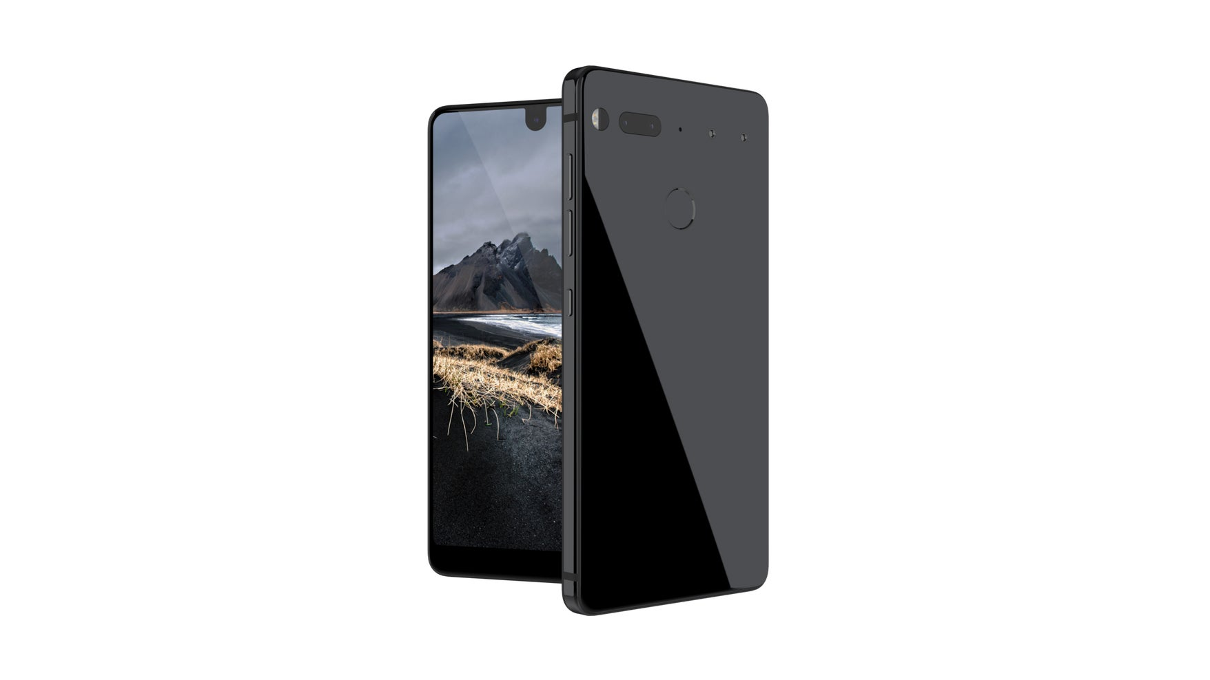 Android's creator is back with his own smartphone, the Essential Phone