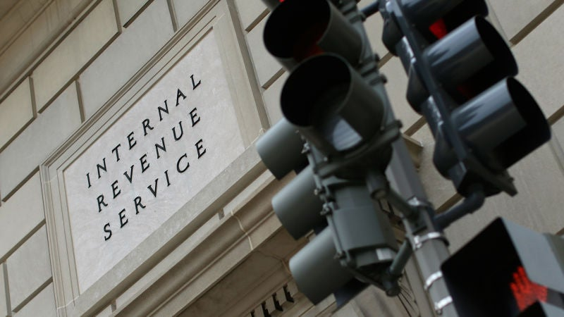 The IRS Says It Stopped a Hacker For Once