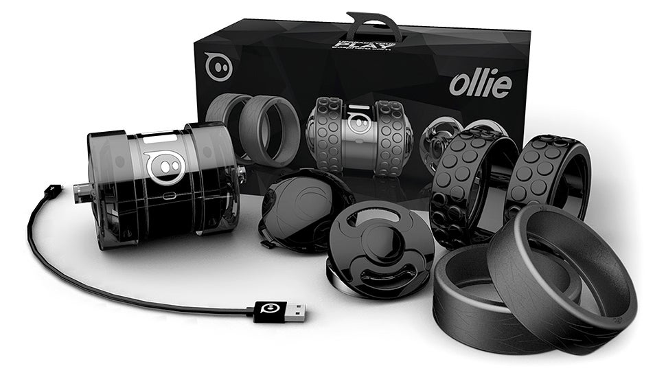 There's Now a Murdered Out All-Black Version of Sphero's Ollie