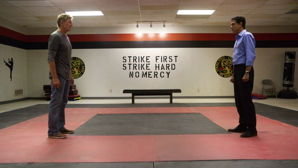Cobra Kai Is The Awesome Karate Kid Sequel You May Or May Not Have Known You Wanted