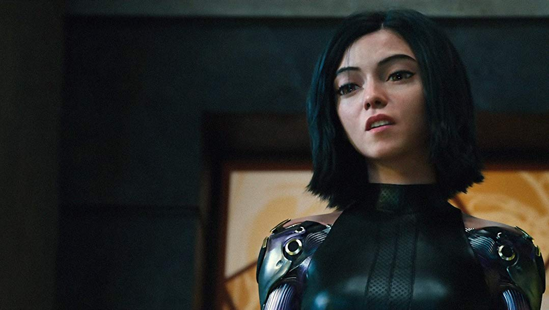 Rosa Salazar Wants To Play Alita For Literally The Rest Of Her Life