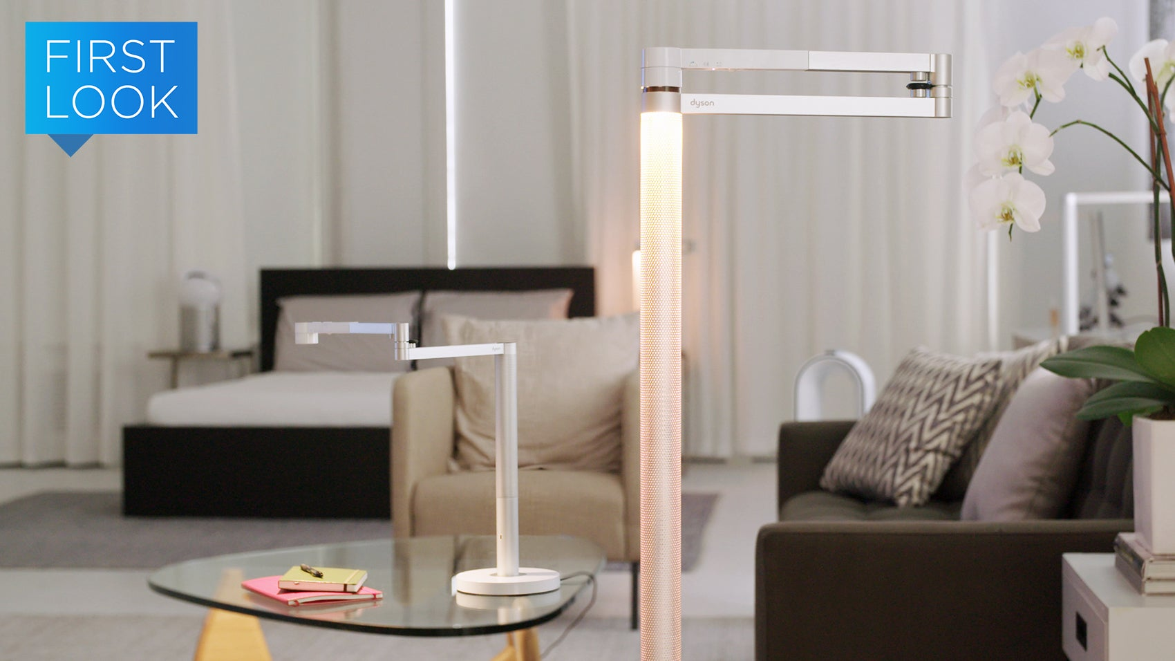 Dyson Improved On The Lamp Again, But Not The Price