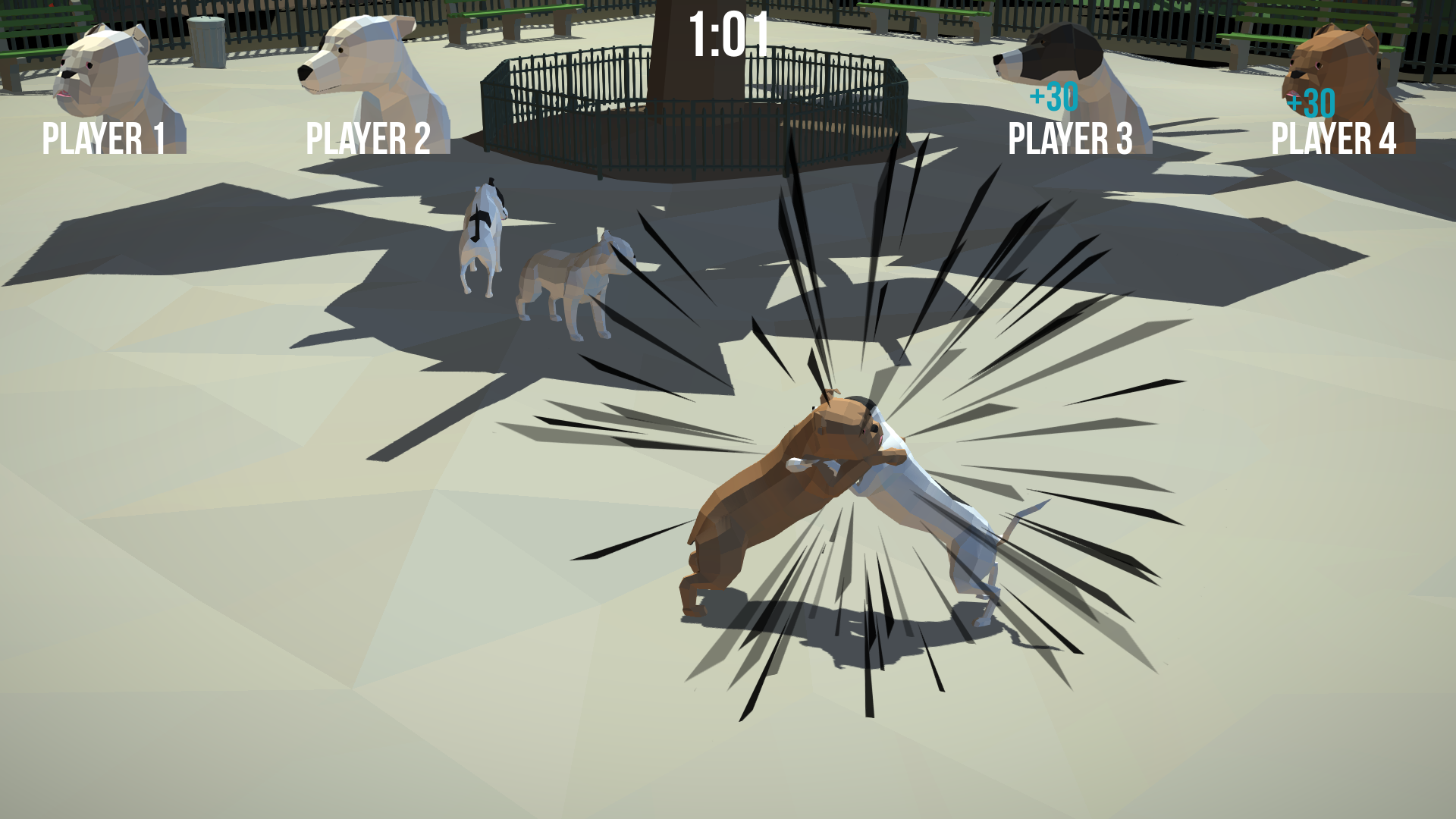 Finally, A Game Where You Can Get Huge Points For Sniffing Dog Butts