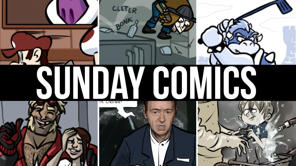 Sunday Comics: An Amazing Honour