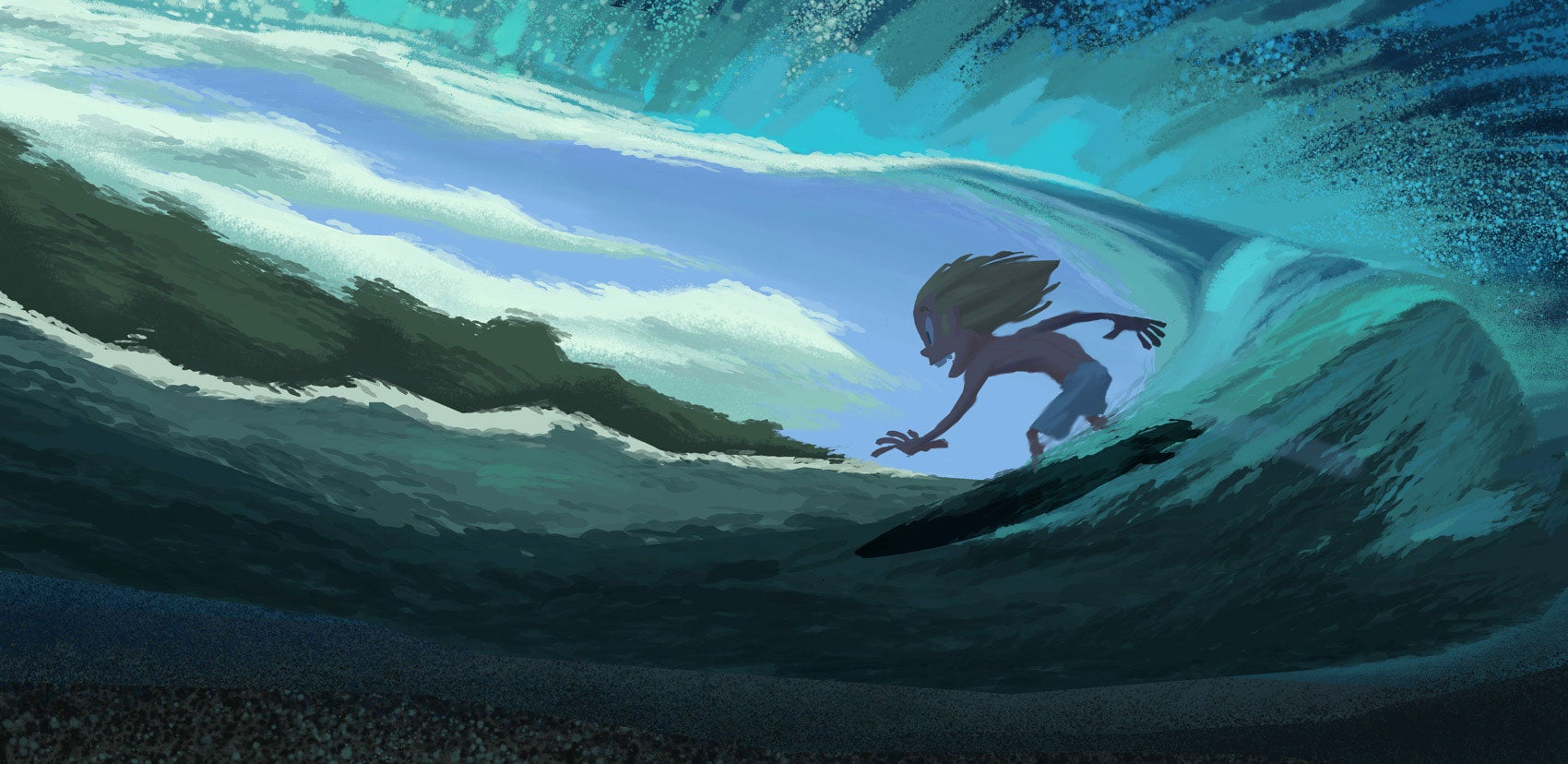 From Warcraft To...Surfing?