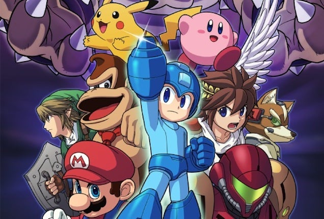 Who's Your Main Character In Super Smash Bros. 3DS?