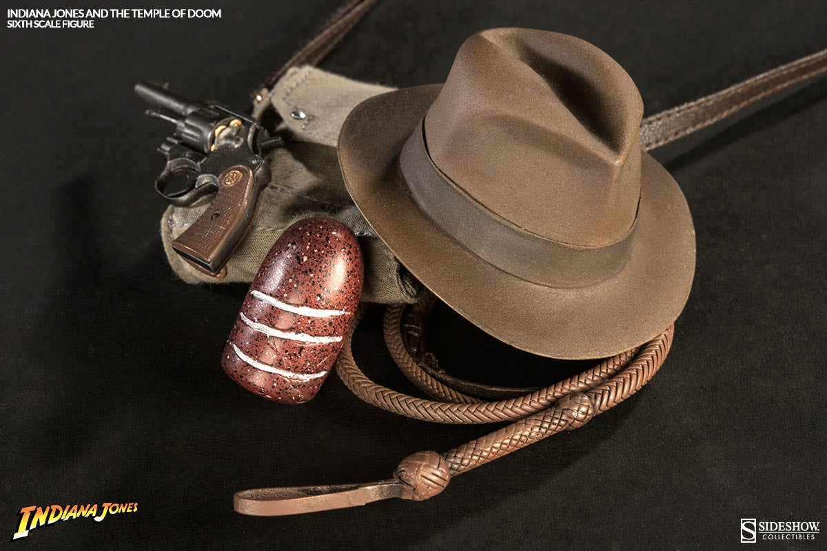 Hot Toys' Temple of Doom Indiana Jones Doesn't Come With a Single Snake