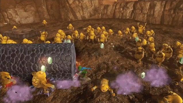 Hyrule Warriors Looks Like Zelda On Steroids