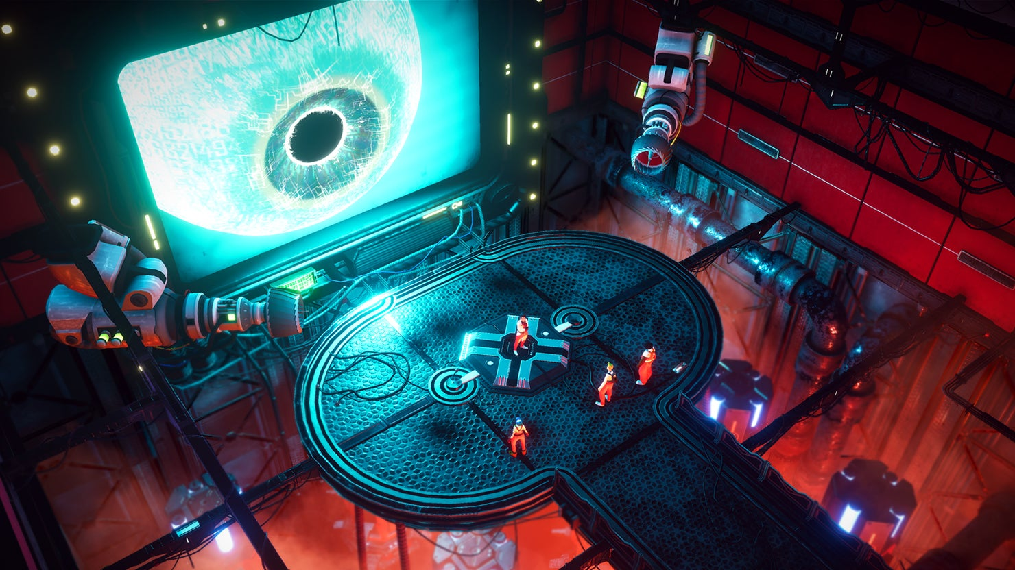 The Video Game Version Of Paranoia Makes Betraying Your Teammates Fun