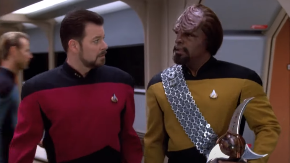 These Hilarious Star Trek Videos Turn Bloopers Into Canon