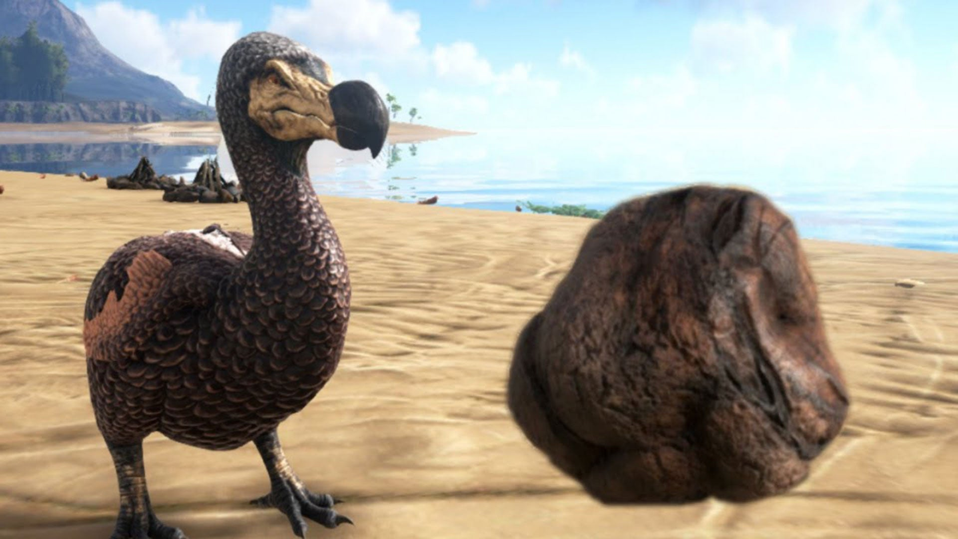 Ark: Survival Evolved Added Poop To Avoid Putting In A Suicide Key