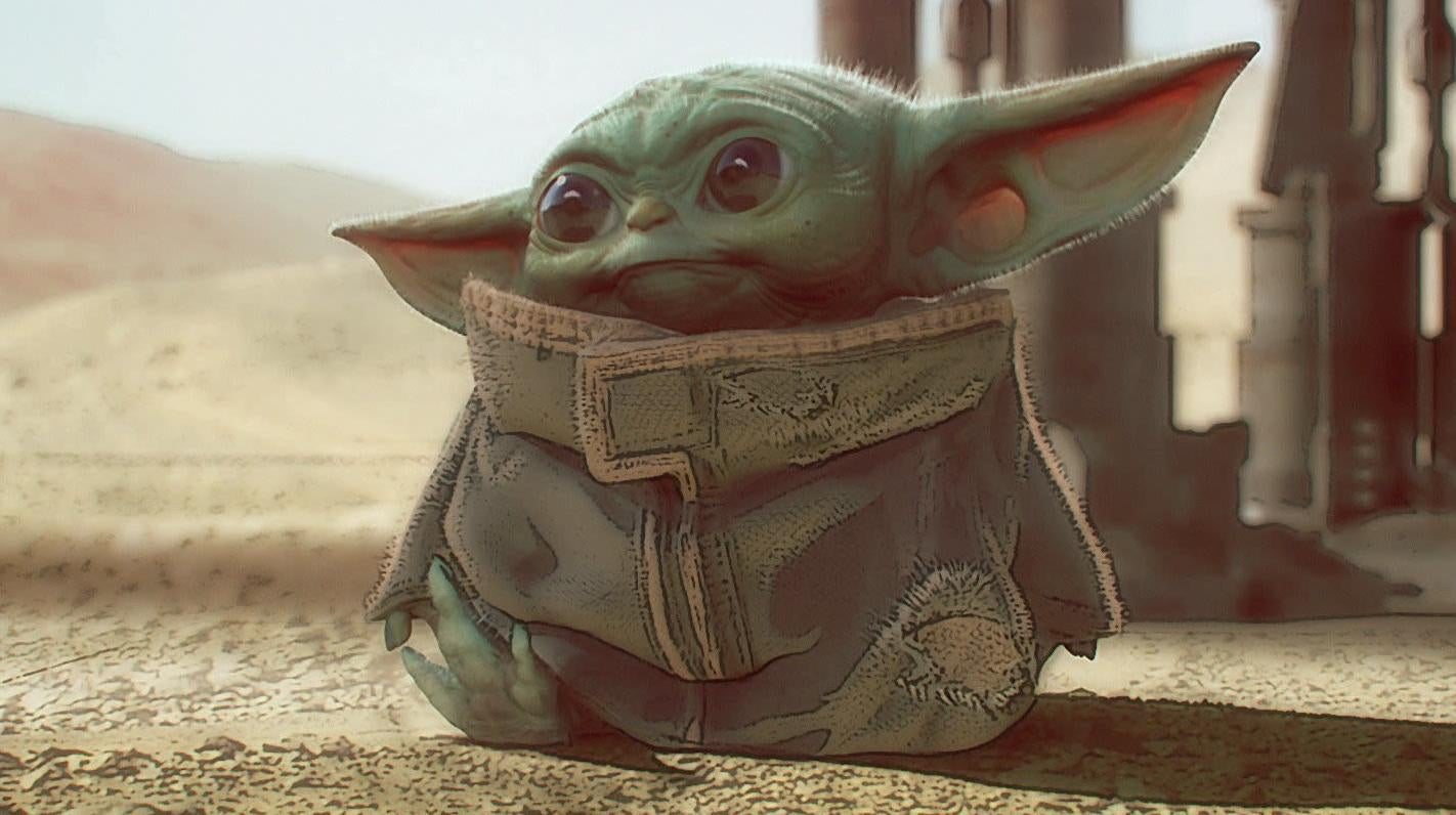 There's More To The Mandalorian's Concept Art Than 'Baby Yoda'
