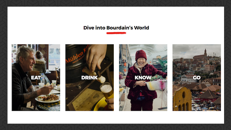 'Explore Parts Unknown' Dives Further Into Locales With Anthony Bourdain