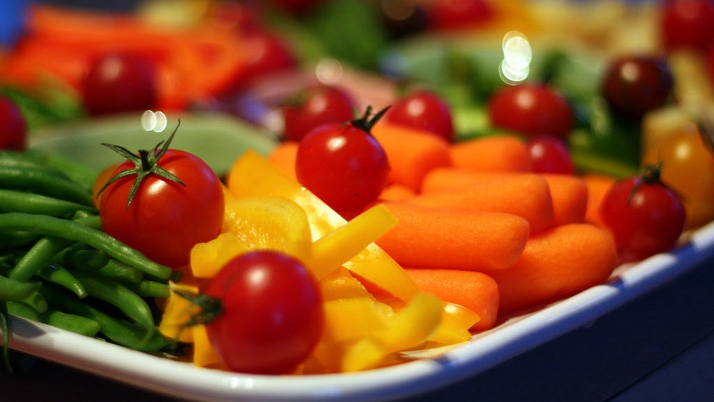 Have A Pre-Dinner 'Veggie Happy Hour' To Get Kids To Eat More Vegetables