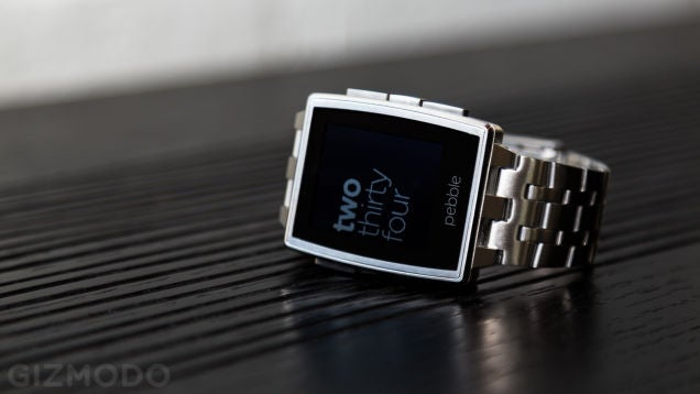 Pebble Smartwatches Are Getting the Power of Android Wear