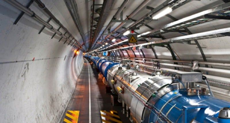 It's Official: The LHC Didn't Find A New Particle