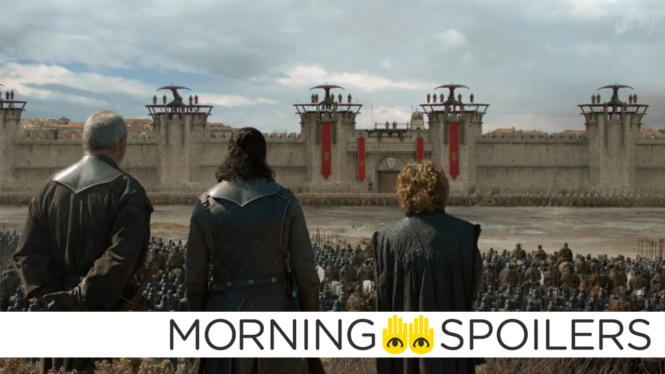 Updates From Game Of Thrones, Child's Play, And More