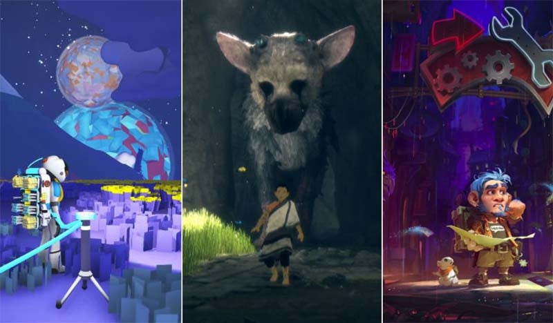 Our Favourite Games From December