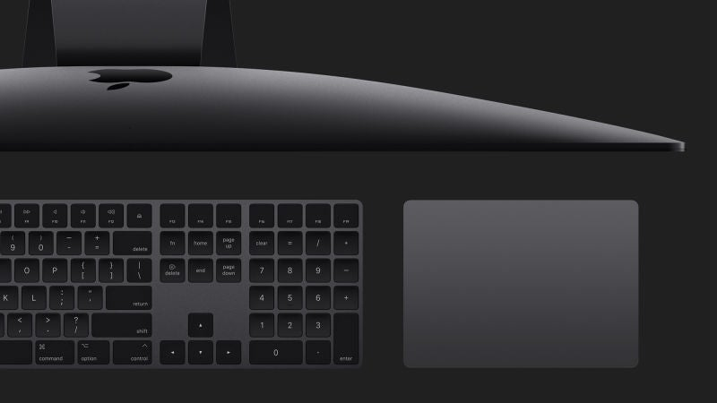 Apple Finally Starts Selling The iMac Pro's Sweet Space Grey Keyboard And Mouse
