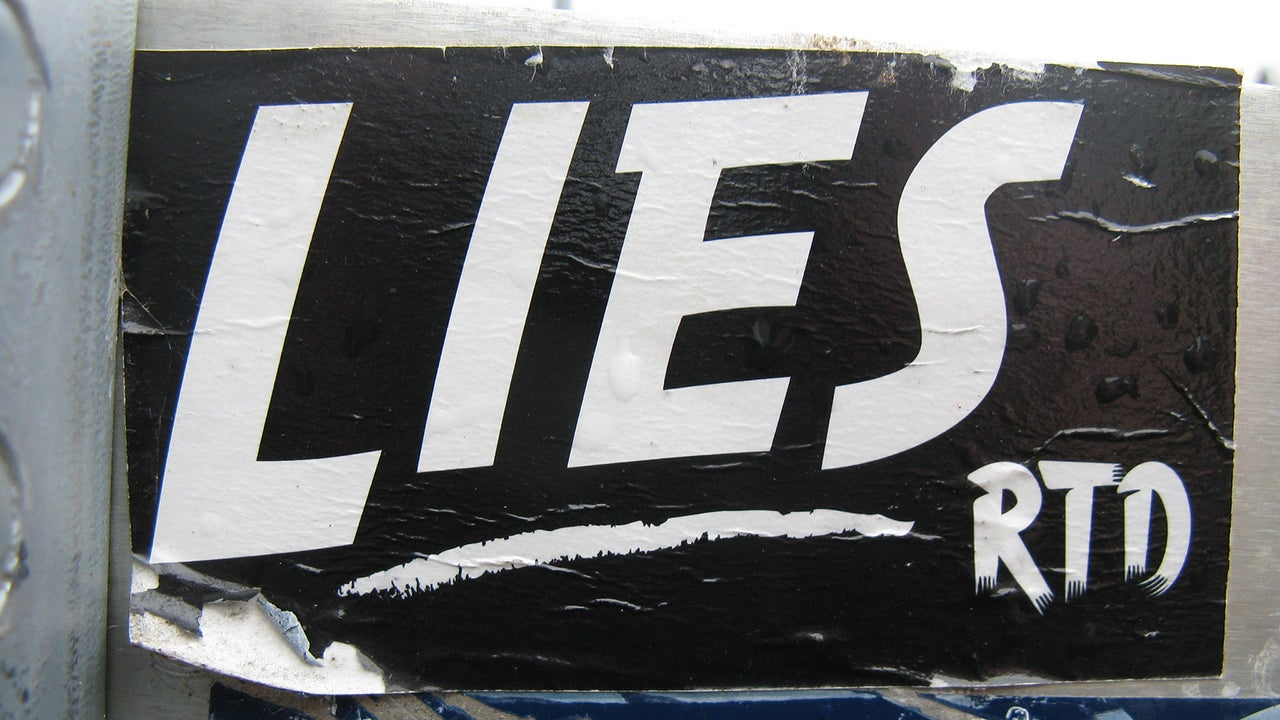 Eliminate Your Mental Lag To Lie More Effectively