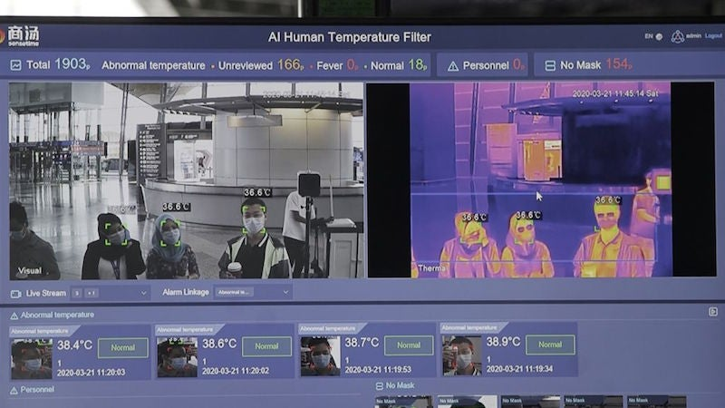 Amazon Is Now Using Thermal Cameras At Warehouses To Identify Possible Covid-19 Cases