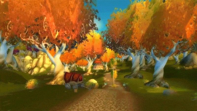 Fan Restores World of Warcraft's Oldest Zones