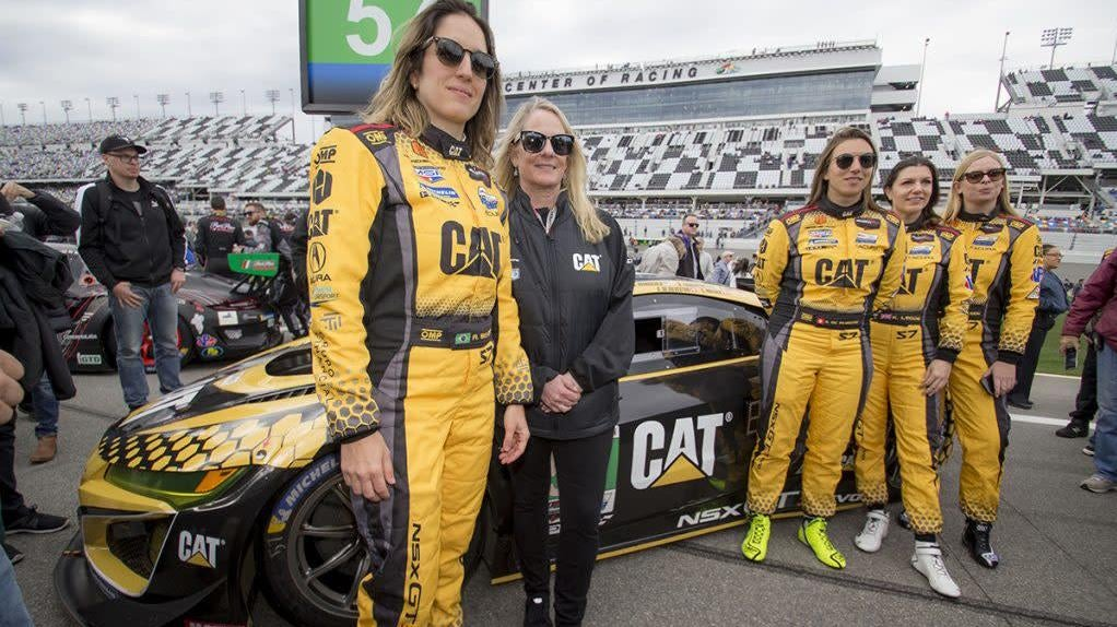 How Sports Car Racing's All-Women Team Fell To Pieces