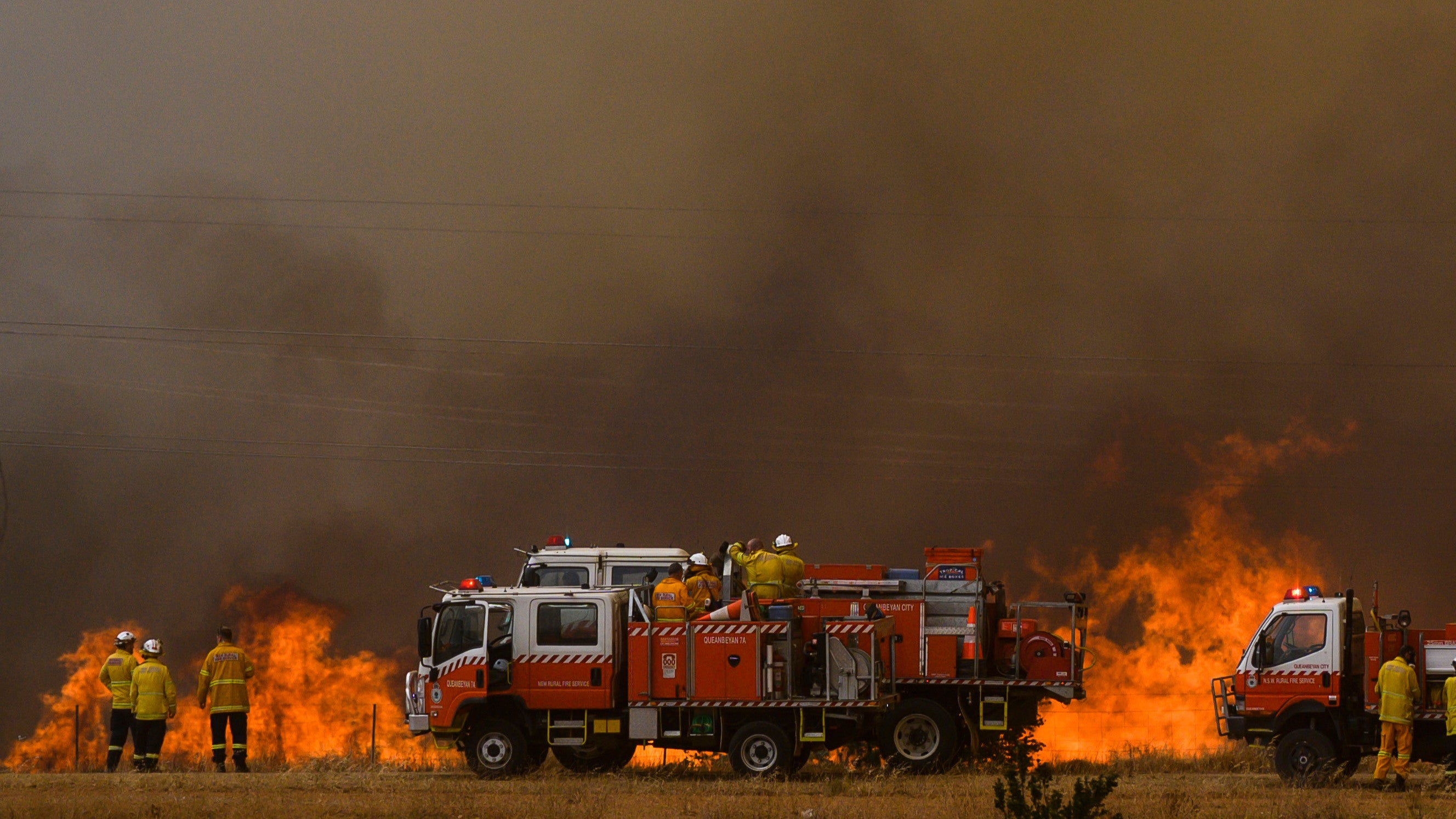 An Intense Heat Wave Has Fire Danger Rising Again In Australia