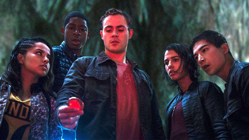 I Have Conflicting Feelings On Power Rangers And The First Big-Screen LGBT Superhero
