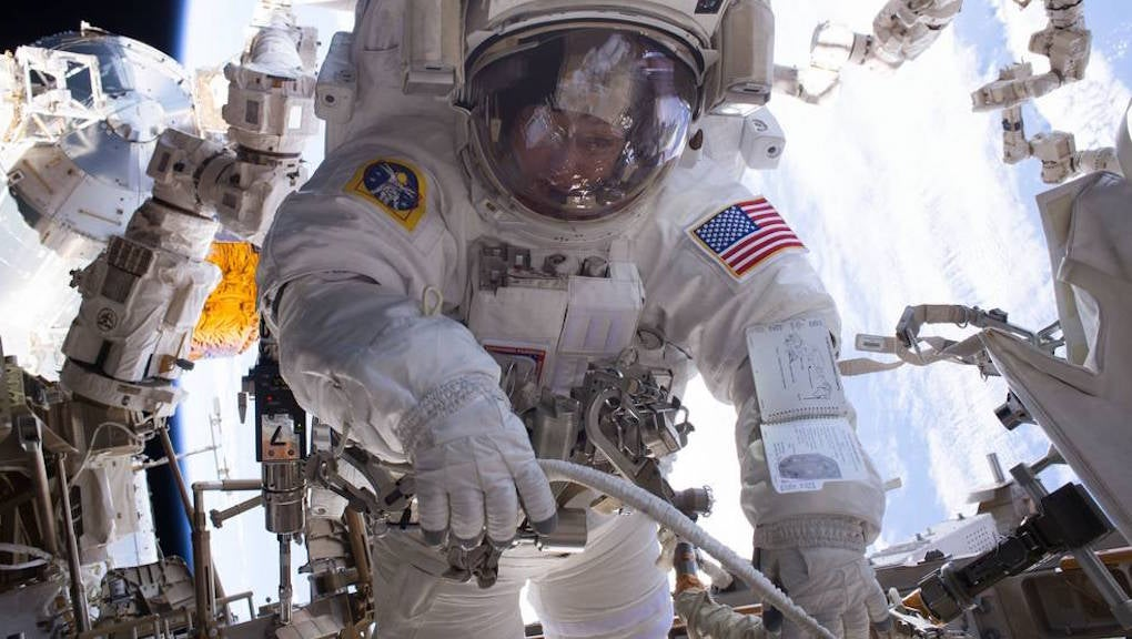 Watch NASA's Glorious 200th ISS Space Walk Live