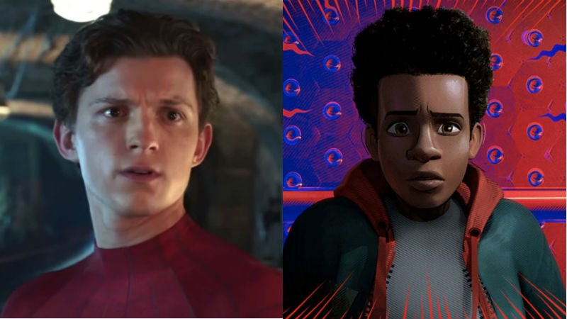 Tom Holland Reveals The Into The Spider-Verse Cameo That Could've Happened