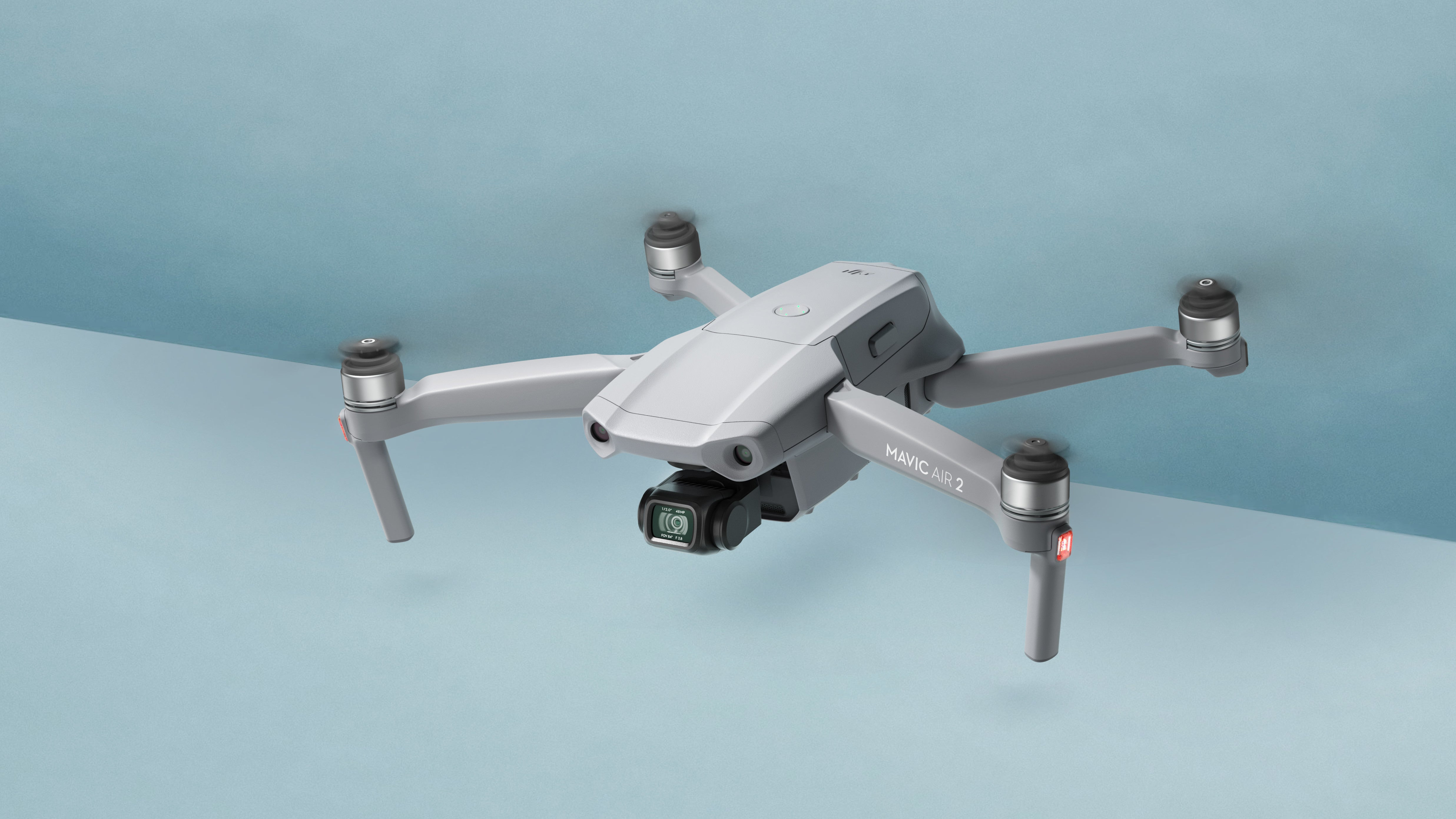 DJI Claims The Mavic Air 2 Is Its Smartest Drone Yet, But Its Definitely Not Its Lightest