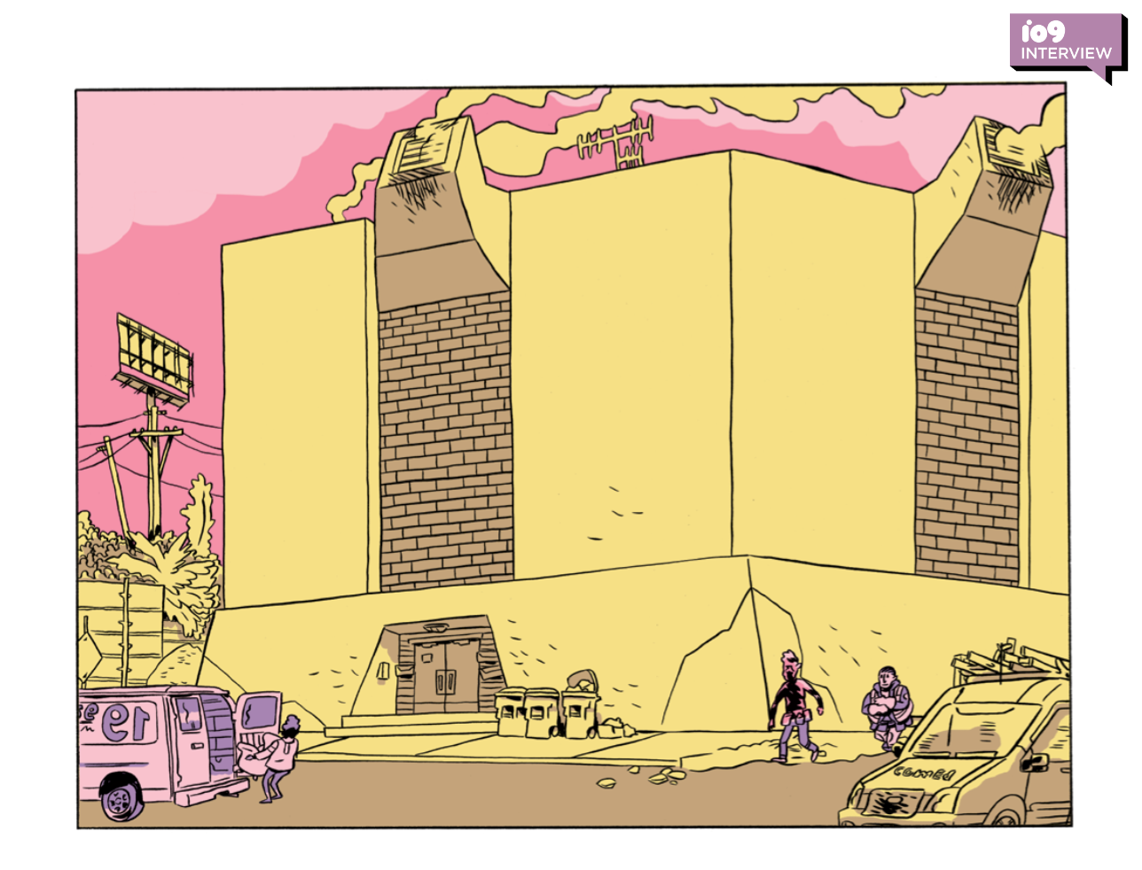 Graphic Novel BTTM FDRS Digs Into The Horrors Of Gentrification