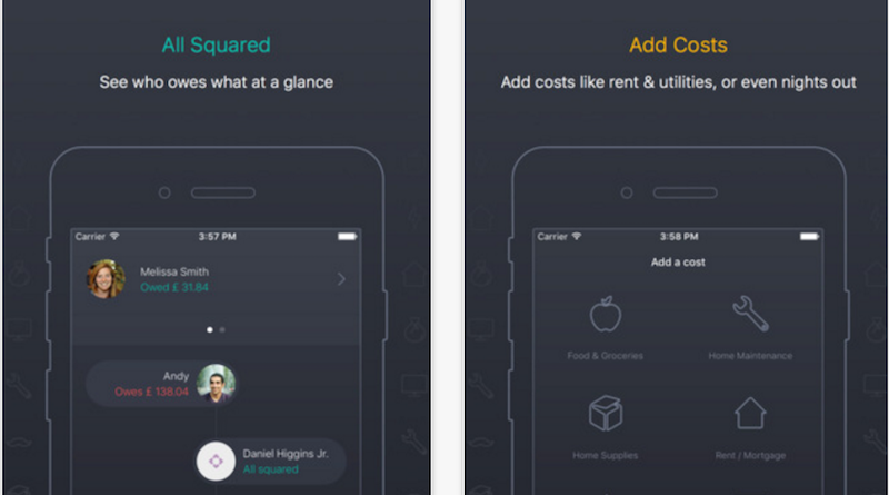 Splittable Manages All of Your Shared Household Expenses in One Place