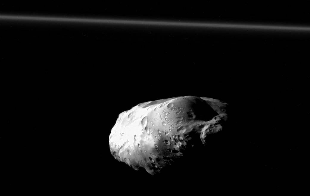 Prometheus is a Glittering Jewel in the Cosmic Void