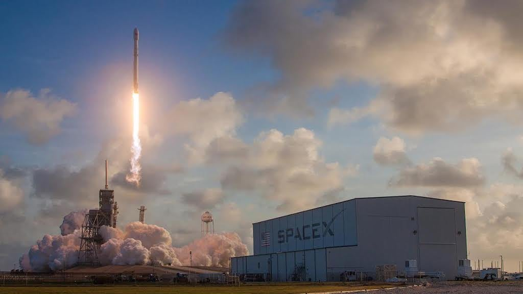 Send Your Ashes Into Space Aboard SpaceX's Falcon 9 For $2500
