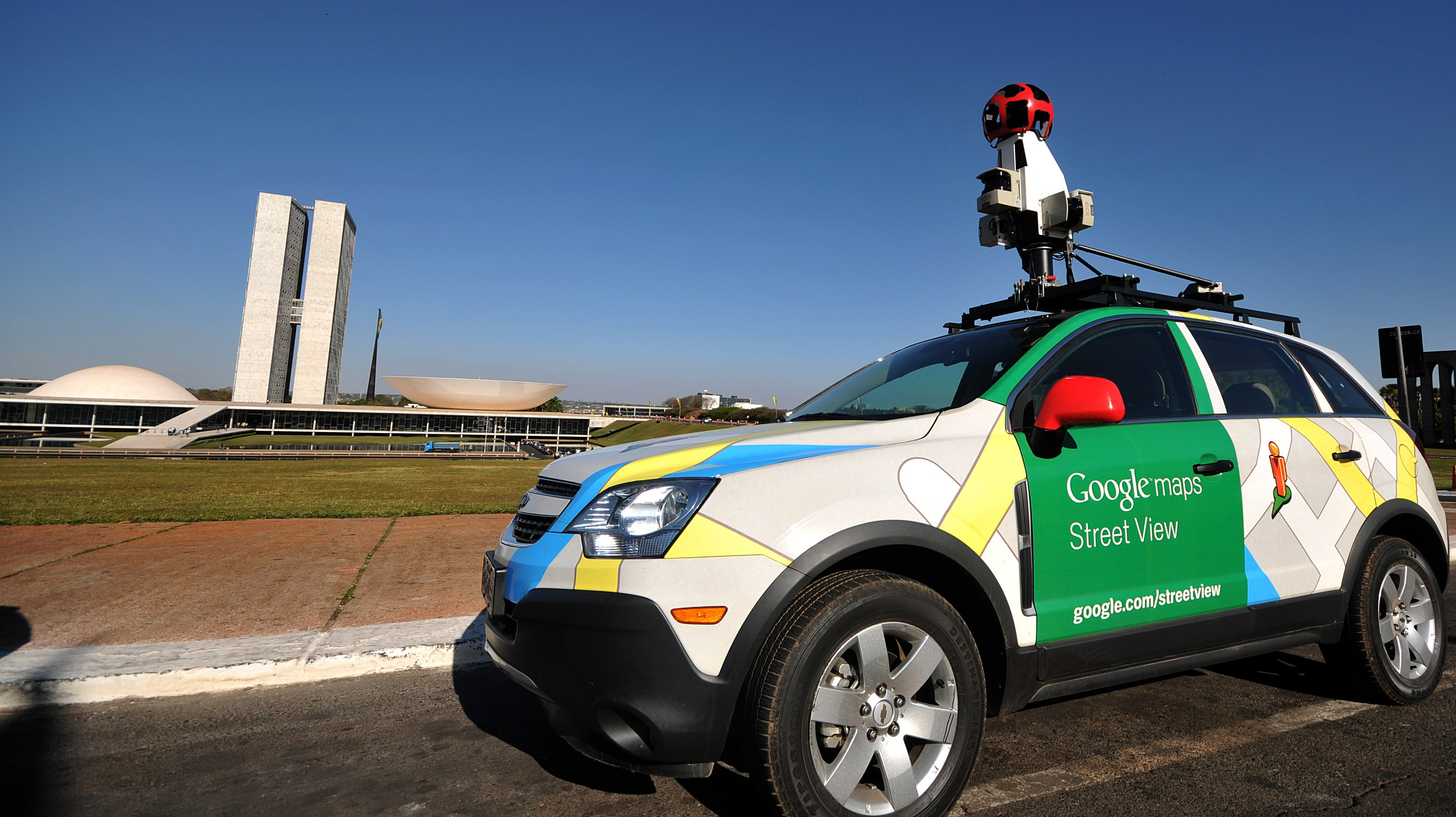 Google's Covered A Whopping 16 Million Kilometres In Street View Imagery